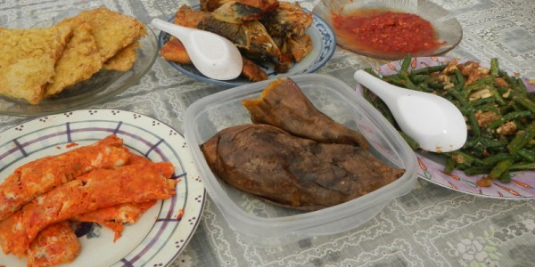 Traditionelle Gerichte in Indonesien